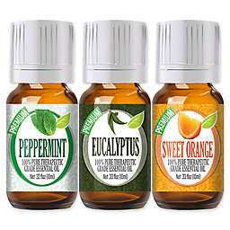 Healing Solutions Best Essential Oils (Set of 3)