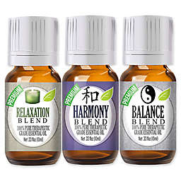 Healing Solutions Relax Essential Oils (Set of 3)