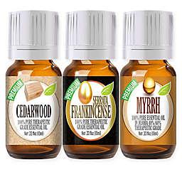 Healing Solutions Inspiration Essential Oils (Set of 3)