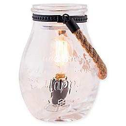 AmbiEscents™ Happy Edison Bulb Plug-In Wall Wax Warmer