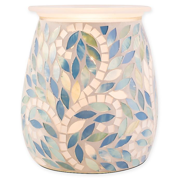 Alternate image 1 for AmbiEscents™ Vine Mosaic Accent Warmer