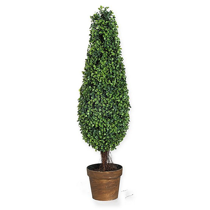 Alternate image 1 for A&B Home 35-Inch Boxwood Tree in Planter