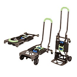 Cosco Shifter 2-in-1 Hand Truck and Cart in Green