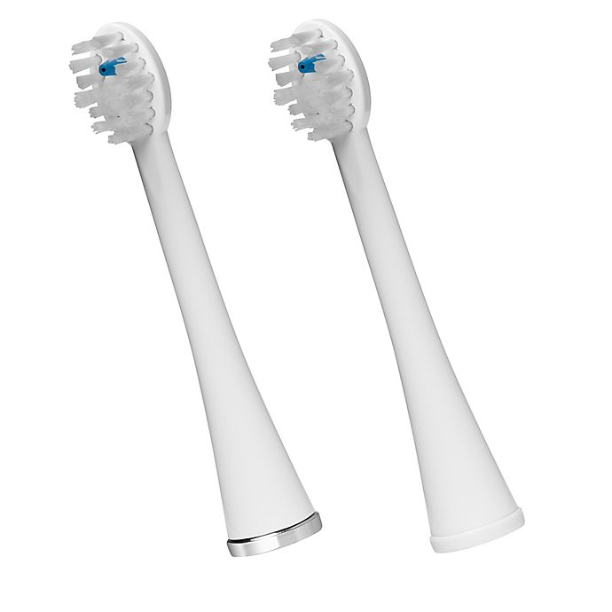 Waterpik® Sonic-Fusion 2-Pack Replacement Brush Heads | Bed Bath