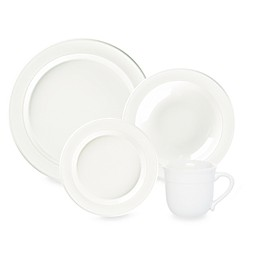 Emile Henry 4-Piece Place Setting in Nougat