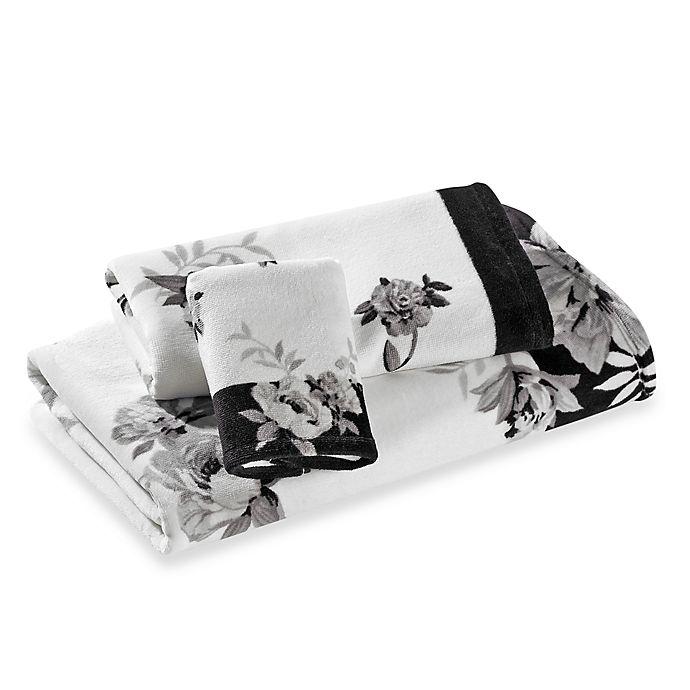 Lenox 174 Moonlit Garden Bath Towel Collection Bed Bath