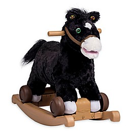 Rockin' Rider Cocoa 2-in-1 Pony Rocker