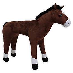 Rockin' Rider Ranger Standing Horse in Brown