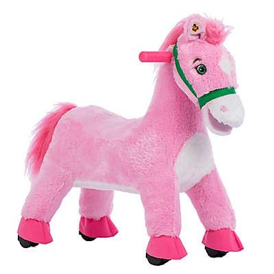Rockin' Rider Sherbert Riding Pony in Pink