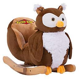 Rockin Rider® Hootie the Owl Baby Rocker