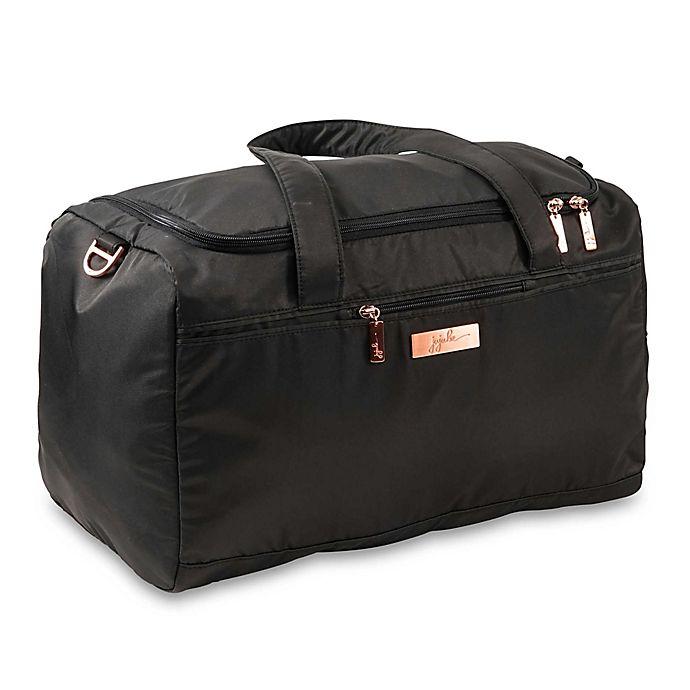 Alternate image 1 for Ju-Ju-Be® Starlet Diaper Duffle Bag in Black