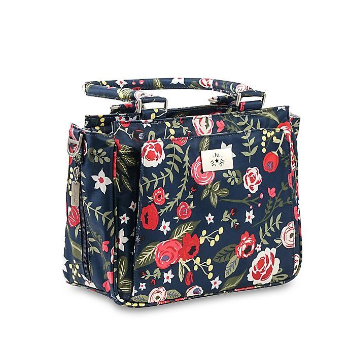 Alternate image 1 for Ju-Ju-Be® Be Sassy Midnight Diaper Bag in Navy