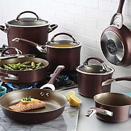 Circulon® Symmetry™ Nonstick Hard-Anodized 11-Piece Cookware in Merlot