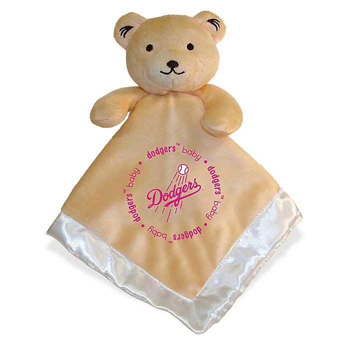 Alternate image 1 for Baby Fanatic® MLB Los Angeles Dodgers Security Bear
