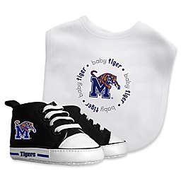 Baby Fanatic University of Memphis 2-Piece Gift Set