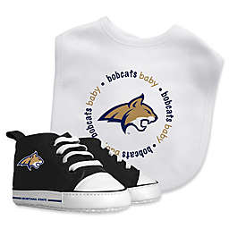 Baby Fanatic Montana State University 2-Piece Gift Set