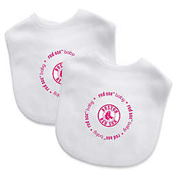 Baby Fanatic® MLB 2-Pack Bibs Collection
