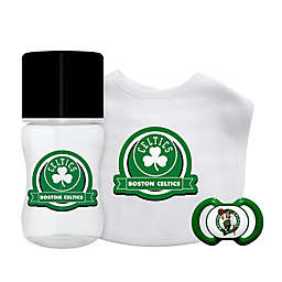 7268564e4 Baby Fanatic NBA Boston Celtics 3-Piece Feeding Gift Set