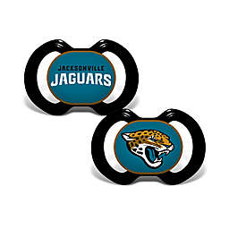NFL 2-Pack Team Logo Pacifiers Collection