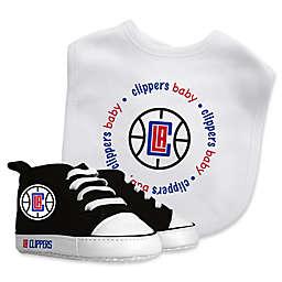 Baby Fanatic® NBA 2-Piece Bib and Prewalker Gift Set Collection