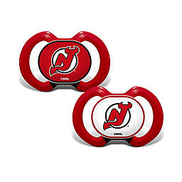 Baby Fanatic® NHL 2-Pack Pacifiers