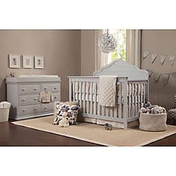 DaVinci Flora Nursery Furniture Collection in Fog Grey