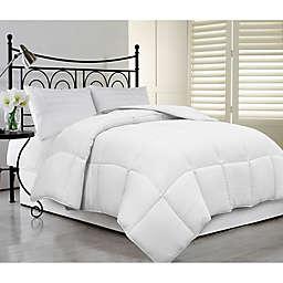 Hotel Peninsula Down Alternative Comforter in White