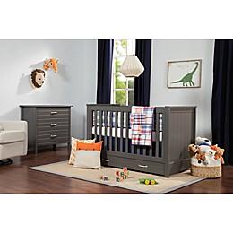 DaVinci Asher Crib Furniture Collection in Slate