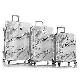 Heys Fashion Spinners® Carrara 3-Piece Hardside Luggage Set