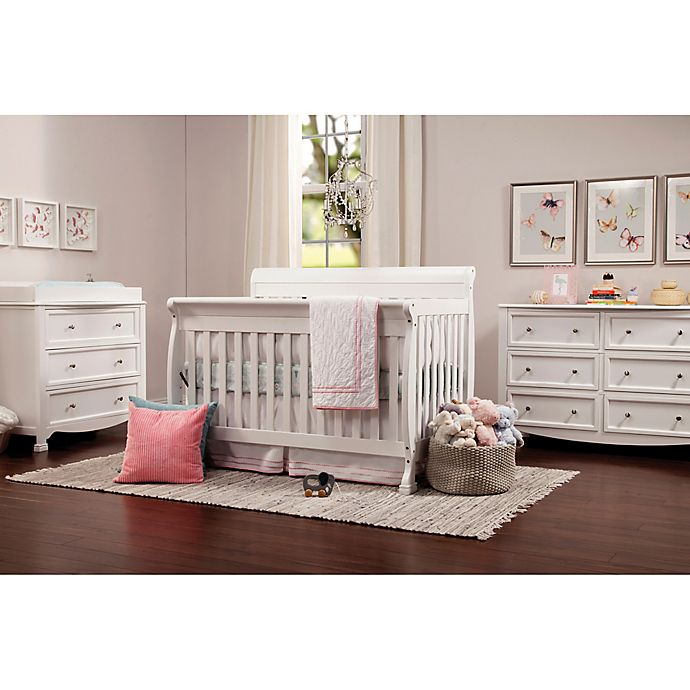 Alternate image 1 for DaVinci Kalani Nursery Furniture Collection in White