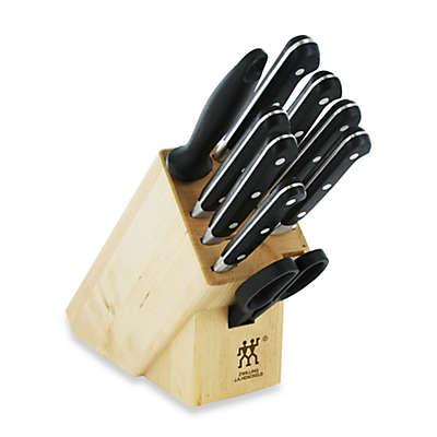 Zwilling J.A. Henckels® Twin Professional S 10-Piece Knife Block Set