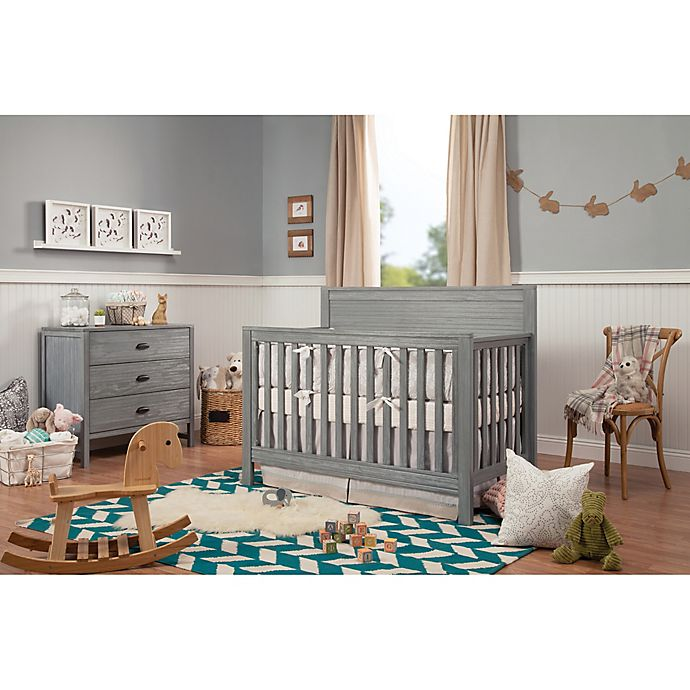 Alternate image 1 for Fairway Nursery Furniture Collection in Rustic Grey