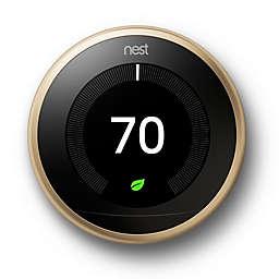 Google Nest Learning Third Generation Thermostat