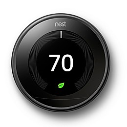 Google Nest Learning Third Generation Thermostat