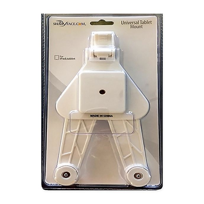 Alternate image 1 for Universal Handsfree Tablet Holder for Shadyface  in White