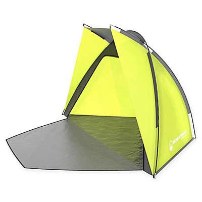Wakeman UV Beach Tent in Yellow