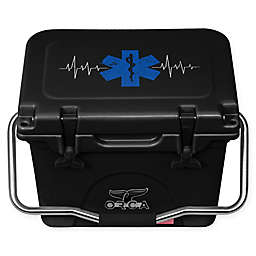 ORCA EMS 20 Qt. Standing Cooler in Black