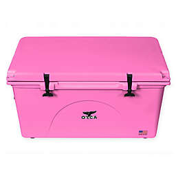 ORCA 140 Qt. Standing Cooler in Pink