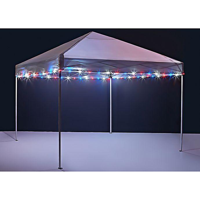 Alternate image 1 for Brightz 40-Foot LED Canopy String Lights