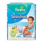 Pampers® Splashers 18-Count Size M Disposable Swim Pants