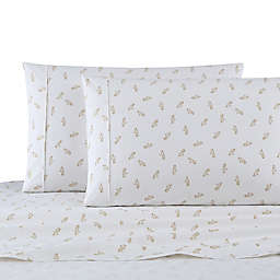 Body Glove The Look Pineapple Sheet Set in Gold