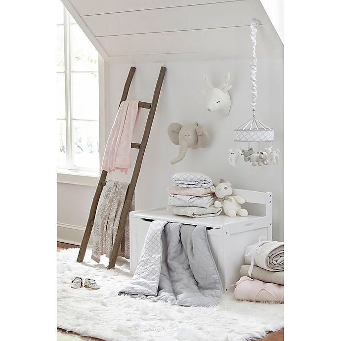 Alternate image 1 for Just Born® Keepsake Crib Bedding Collection