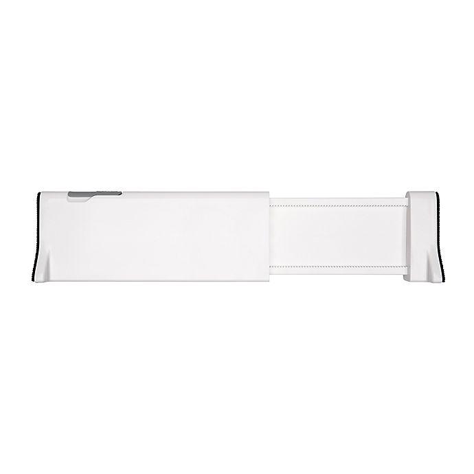 Alternate image 1 for OXO tot® Divider Drawer Organizer in White (Set of 2)