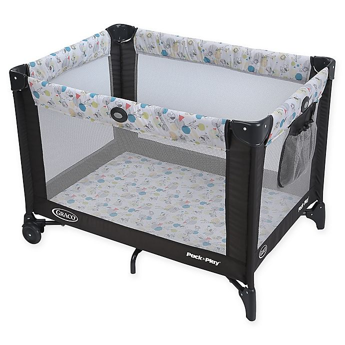Alternate image 1 for Graco® Pack N' Play® Auto-Fold Playard in Carnival