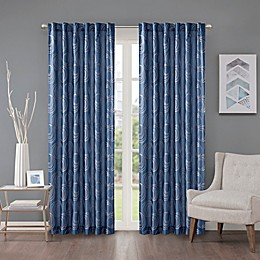 Regency Heights Cosma Rod Pocket/Back Tab Window Curtain Panel
