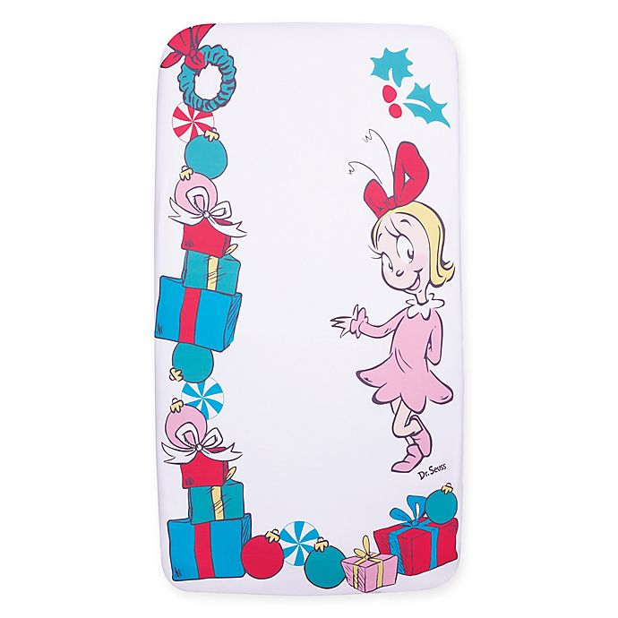 Trend Lab 174 My Tiny Moments Dr Seuss Cindy Lou Who