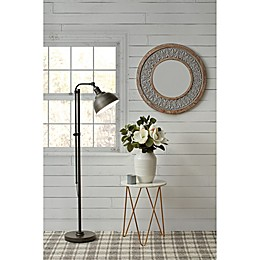 Bee & Willow™ Home Hudson Floor Lamp in Black