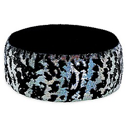 Soft Landing™ Sequin Pouf