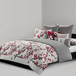 N Natori® Cherry Blossom Bedding Collection