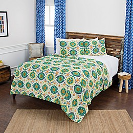 Rizzy Home Maddux Place Franky Quilt Set